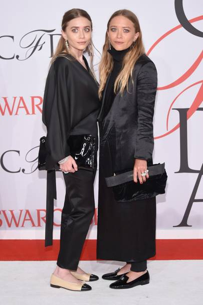 Stylish Sisters: Mary-Kate and Ashley Olsen