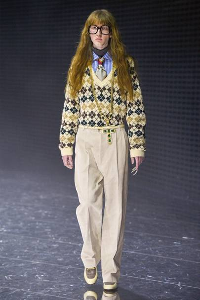 ae84067ca2f Gucci Autumn/Winter 2019 Ready-To-Wear show report | British Vogue