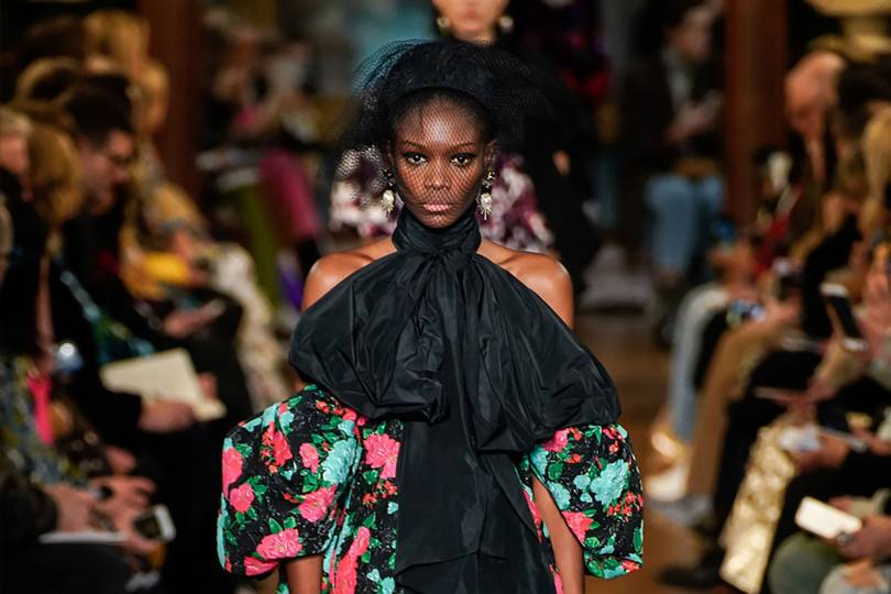 Erdem Autumn Winter 2019 Ready To Wear Show Report British Vogue