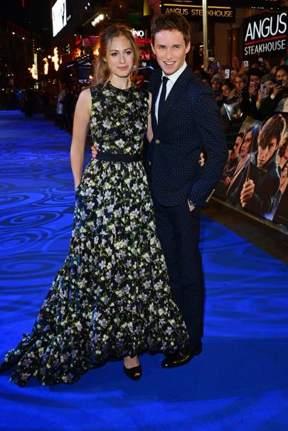 Fantastic Beasts and Where to Find Them premiere, London – November 15 2016