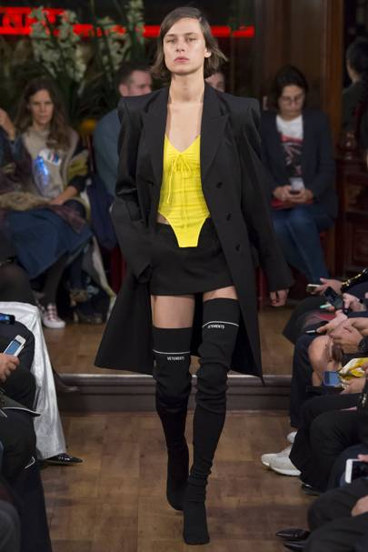 Vetements Spring Summer 2016 Ready-To-Wear show report   British Vogue eccd4a4fe8c2