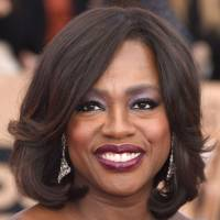 Viola Davis's Symphony In Purple