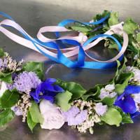 Blue Sky Flowers