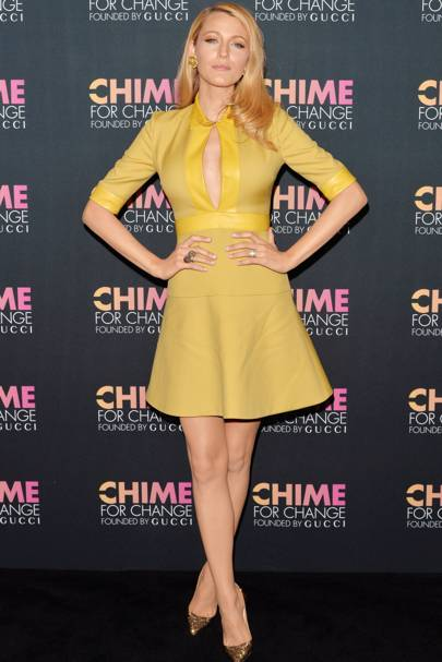 Chime For Change anniversary party, New York - June 2 2014