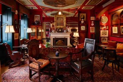 Seymour's Parlour at Zetter Townhouse, Marylebone