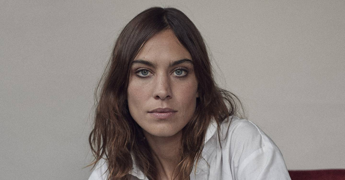 Alexa Chung On Hitting Her Stride With Her Second LFW Show