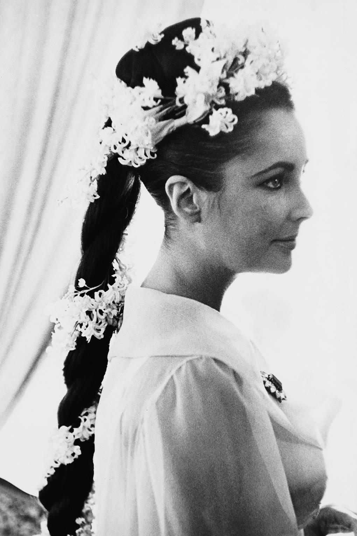 66a4cc854d10a Celebrity Wedding Hair | British Vogue