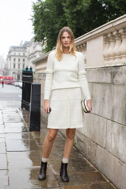 Victoria Sekrier, contributing stylist