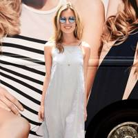 Sunglass Hut campaign launch, New York - July 8 2014