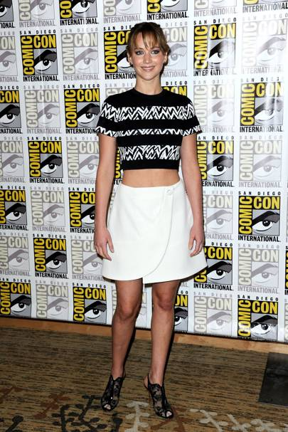 The Hunger Games: Catching Fire Comic-Con event, San Diego - July 21 2013