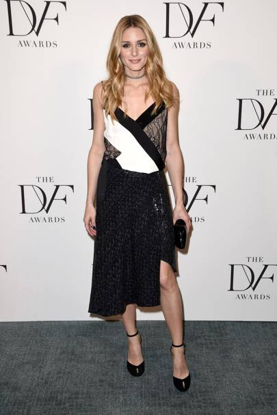 DVF Awards, New York - April 7 2016