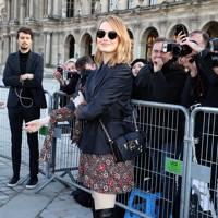 Louis Vuitton show, Paris - March 6 2018