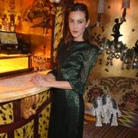The Vampire's Wife x Nick Cave x MatchesFashion.com Party, London – November 22 2017