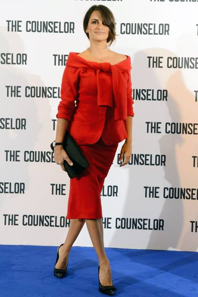 The Counselor screening, London – October 4 2013