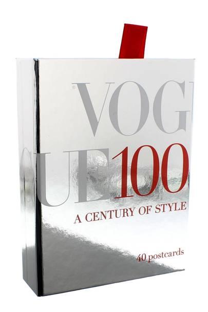 Vogue 100 Postcards Box, £14.95
