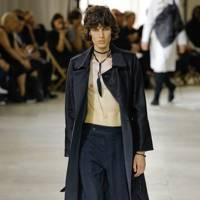 foto de Ann Demeulemeester Spring/Summer 2017 Menswear British Vogue
