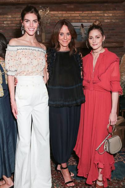 NET-A-PORTER x Chloé Event, New York – May 17 2017
