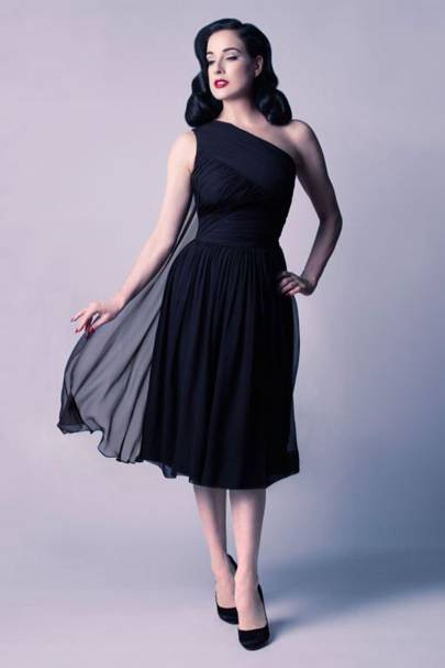 Dita Von Teese Dresses Collection Pictures And Interview British