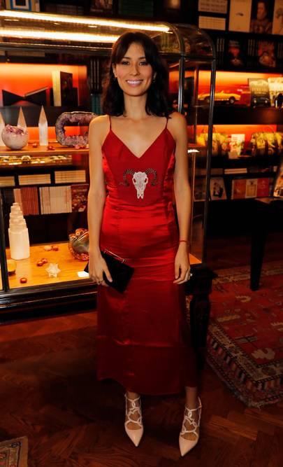 Noor Fares Prana Collection Launch, Maison Assouline - November 14 2018