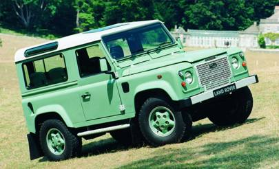 Land Rover - Defender