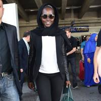Arrivals at Nice Airport - May 12 2015