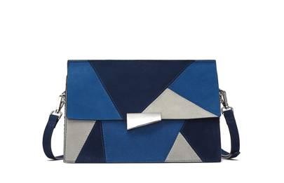 Zara: leather cross-body bag
