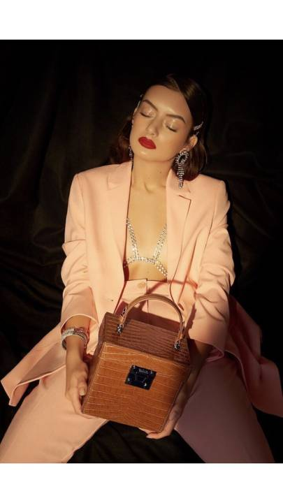 Ginevra in Brown by Chanta
