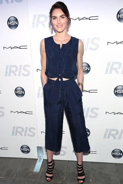 Iris premiere, New York - April 22 2015
