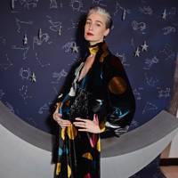 Diane Von Furstenberg & Edward Enninful Host A Zodiac Party To Celebrate The Claridges 'Tree of Love', London - November 29 2018