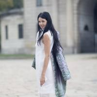 Maria Utkina, model and blogger