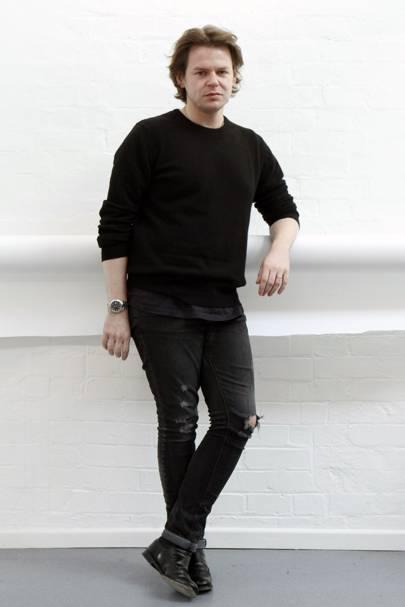 Christopher Kane, designer