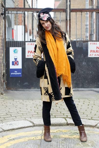 Isabelle Baigat, tailor