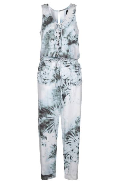 Tie-dye sleeveless jumpsuit, £80