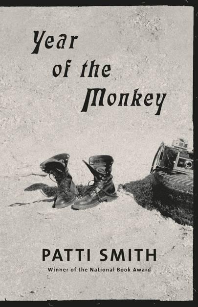 Patti Smith Announces A New Memoir, Year Of The Monkey