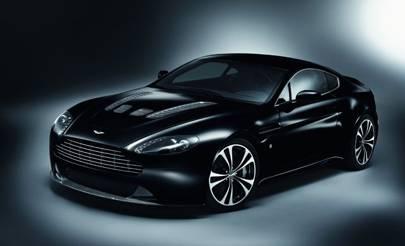 Aston Martin - Vantage V12 (2009)