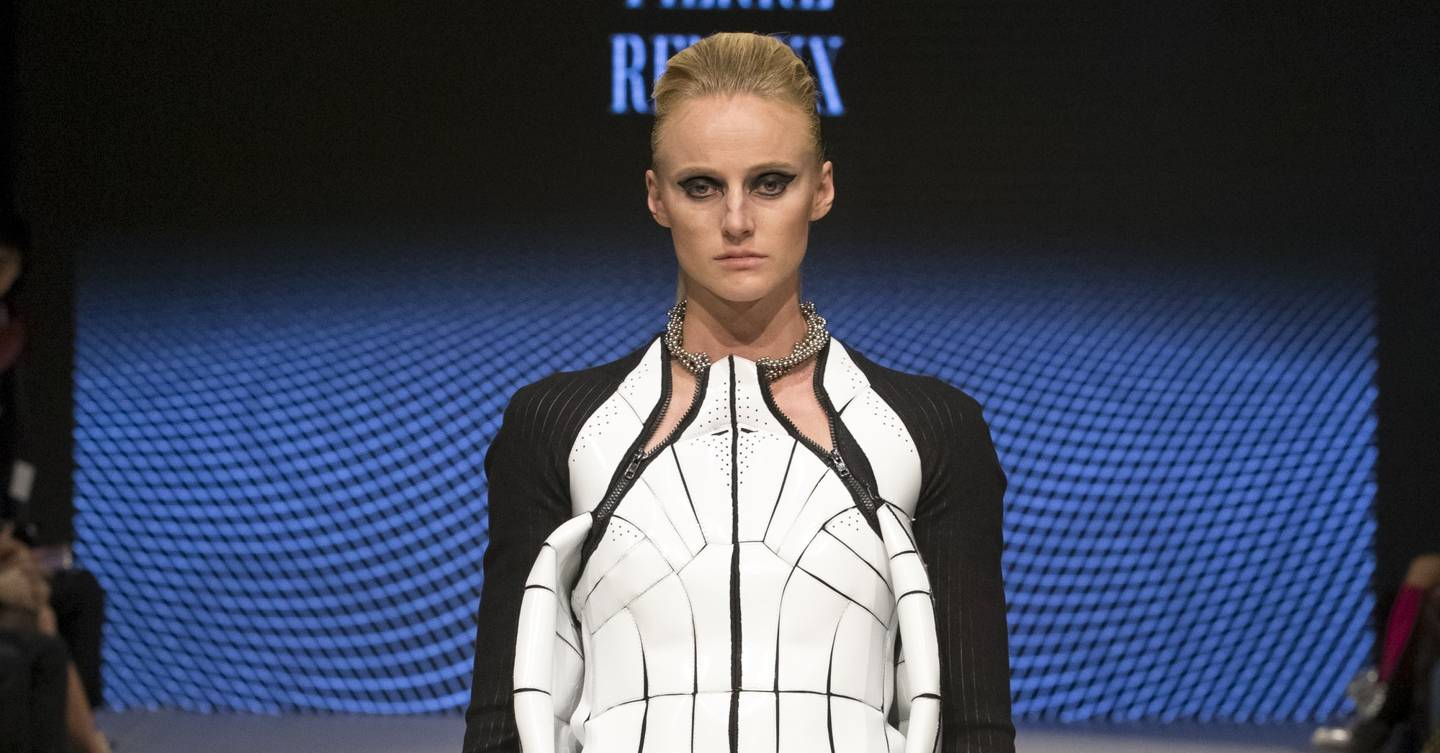 Pierre Renaux Autumn Winter 2014 Ready To Wear Show Report British