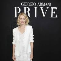 Giorgio Armani Prive Haute Couture Autumn/Winter '17 Show, Paris – July 5 2017