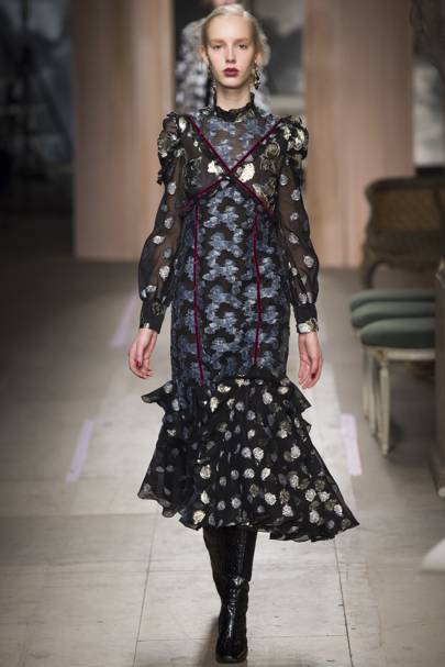 4521173b23 Erdem Autumn Winter 2016 Ready-To-Wear show report