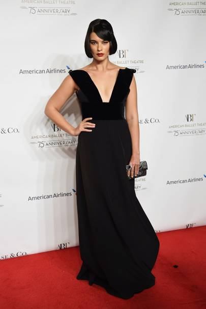 American Ballet 75th Anniversary Fall Gala, New York - October 21 2015