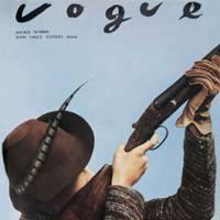 Vogue Cover, November 1936