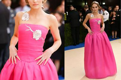 Lily-Rose Depp's Homage To Coco Chanel