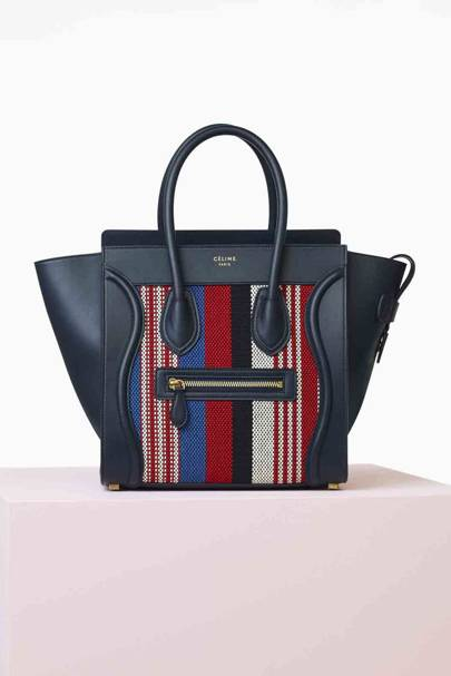 8518e17f9c It s not the first time that Céline has gone down the legal route to protect  its designs. Its Trapeze Bag was awarded federal trademark protection in  May ...