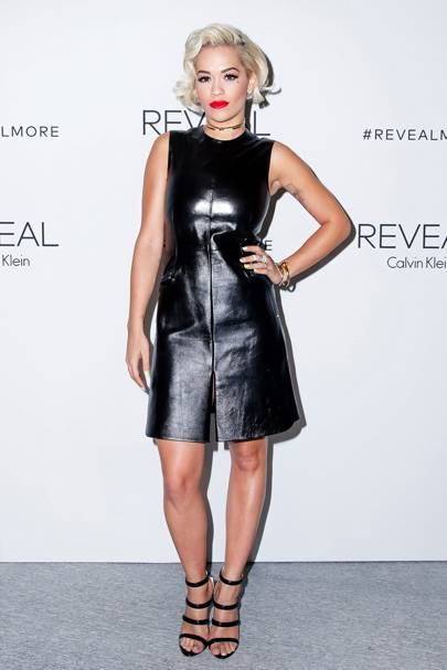 Calvin Klein Reveal fragrance launch - September 8 2014