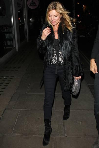London - February 5 2014