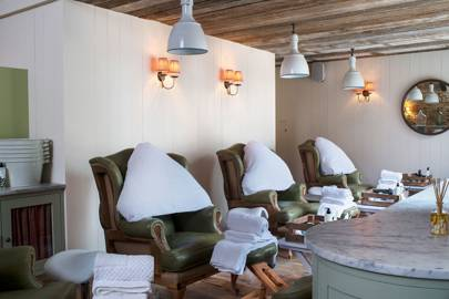 Cowshed Spa at Soho Farmhouse