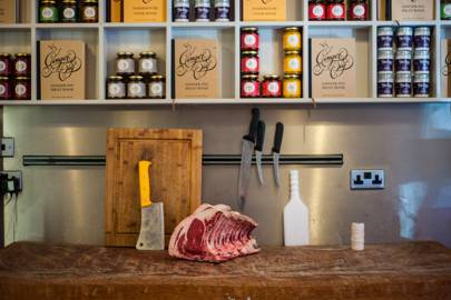 Ginger Pig Butchery Classes