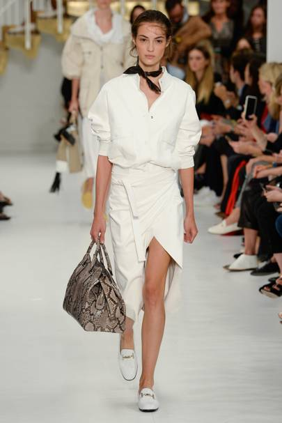Bien connu Tod's Spring/Summer 2018 Ready-To-Wear show report | British Vogue TW15
