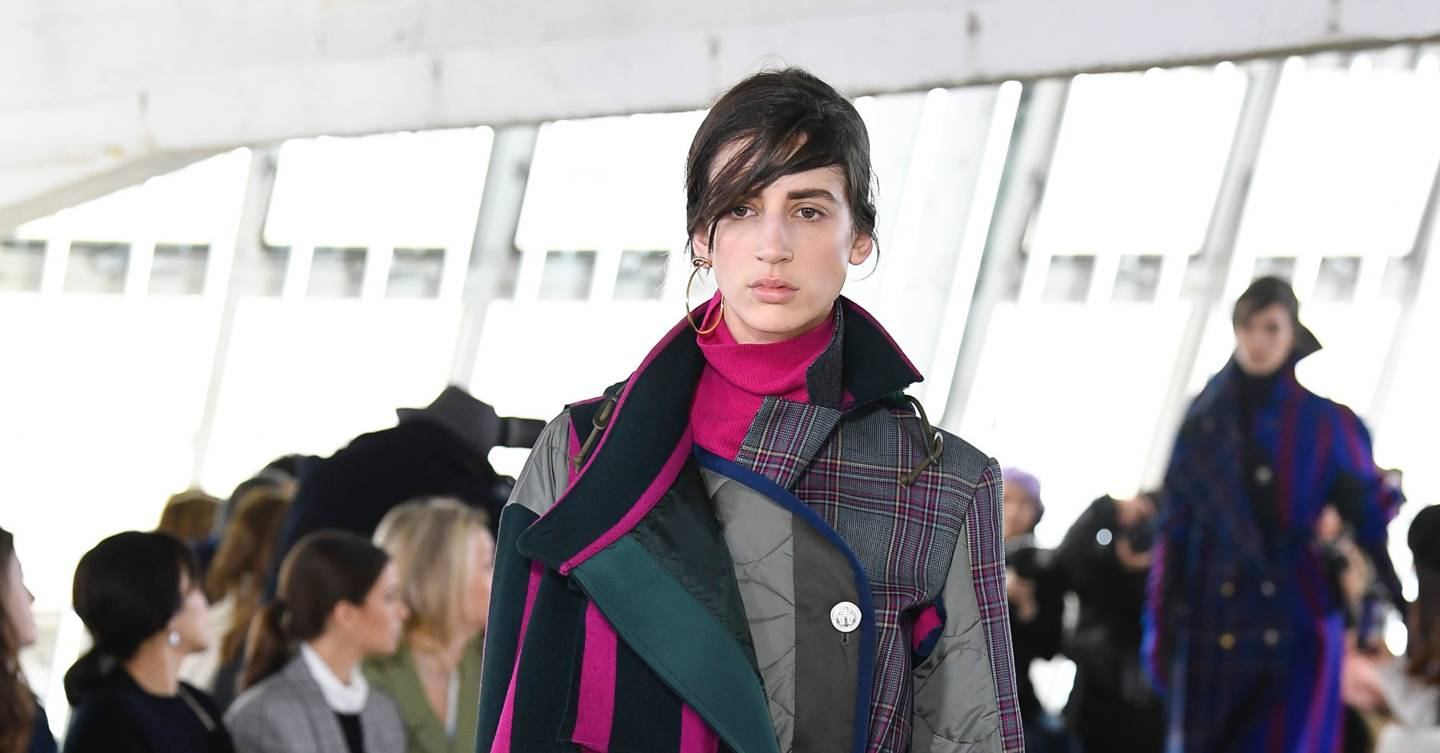 827dc3fdef82 Sacai Autumn/Winter 2018 Ready-To-Wear show report | British Vogue
