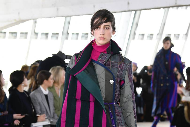 e05c6345 Sacai Autumn/Winter 2018 Ready-To-Wear show report | British Vogue