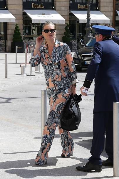 Louis Vuitton menswear show - June 23 2016